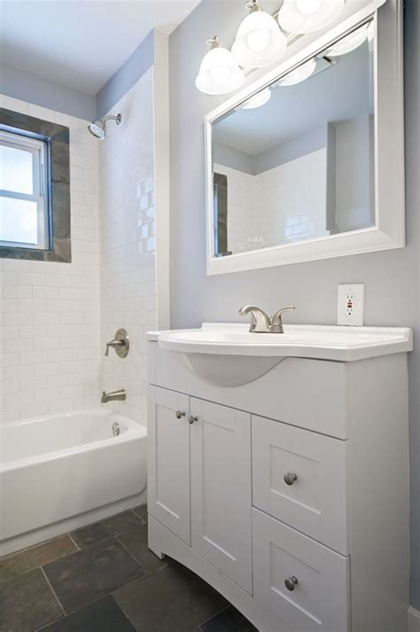 Narrow Vanities For Small Bathrooms Best 25 Small Narrow Bathroom Ideas On Pinterest Narrow Bathroom Narrow Bathroom Cabinet And