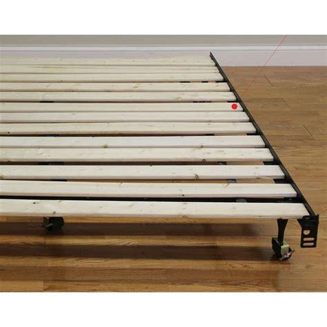 xl size wood slats for metal bed frame or platform