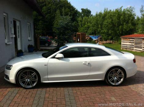 Spurverbreiterung Audi A5 by Spurverbreiterung Wieviel Mm Audi A5 B8