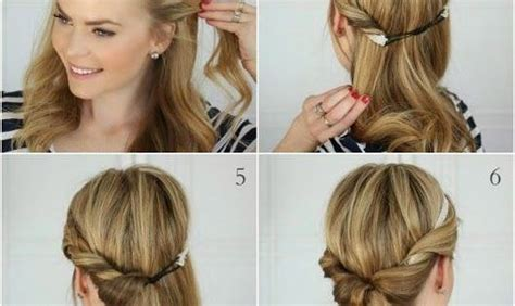 cute hairstyles to keep bangs out of face 10 easy hairstyles for bangs to get them out of your face