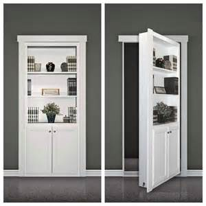 Bookcase Doorway Fulfill A Childhood Dream With A Hidden Door Kit Fine