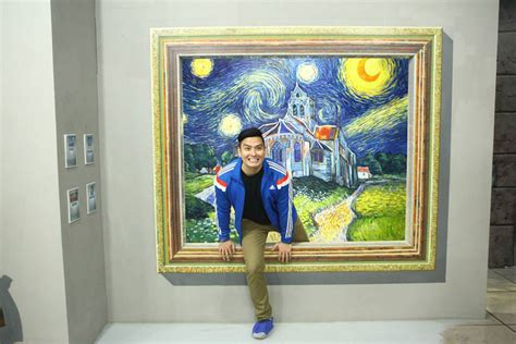 interactive painting interactive 3d museum in philippines lets you take a
