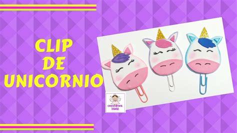 cuadernos decorados de unicornio con foami clips de unicornio con foami para cuadernos youtube