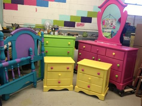 painted childrens bedroom furniture kids bedroom sets for girls love these colors for girls