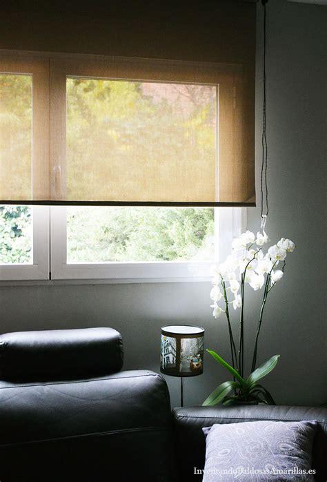 estor para salon estor cortinas y cojines viste tu sal 243 n para el invierno