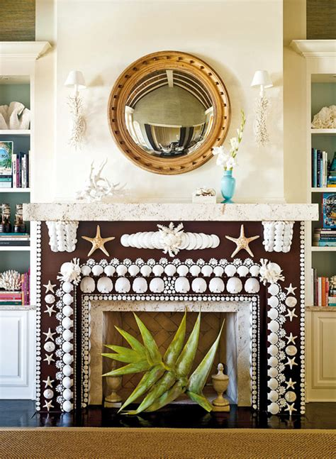 pictures of decorating ideas decorate the unused fireplace in the living room 20