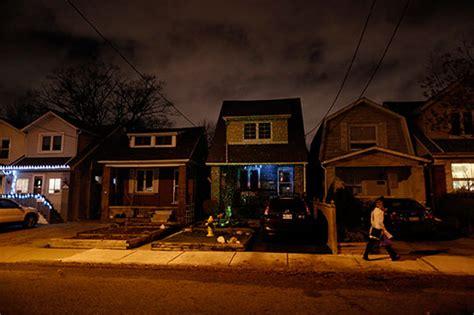 lights projector on house projection spotlights illuminate neighbourhoods ahead of