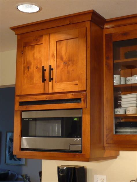 Shaker Cabinets in knotty birch   Kitchen   Pinterest