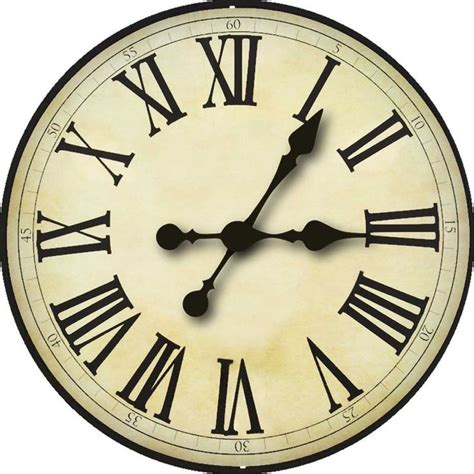 pin square clock faces on pinterest clock faces to print bing images ringin in the new