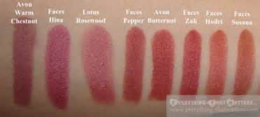 best lipstick color for fair skin best brown lipstick swatches for medium fair indian skin