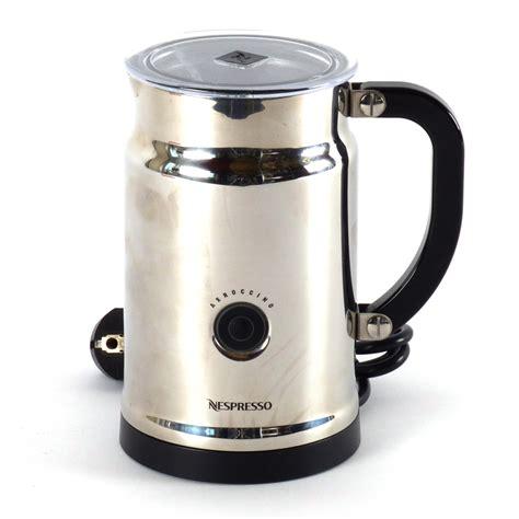 espresso melkopschuimer nespresso aeroccino melkopschuimer vindingrijk