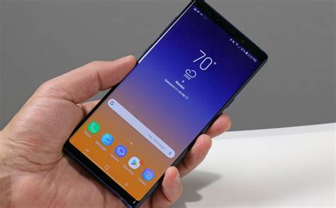 Samsung Galaxy Note 9 Samsung Galaxy Note 9 Review Pen Wielding Android Powerhouse Hothardware