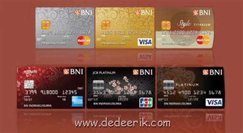 membuat kartu visa bni cara dan syarat membuat kartu kredit bank bni