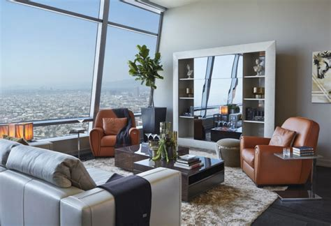 Apartment For Sale Downtown La Penthouse In Los Angeles Mit Luxuri 246 Sem Innenraum