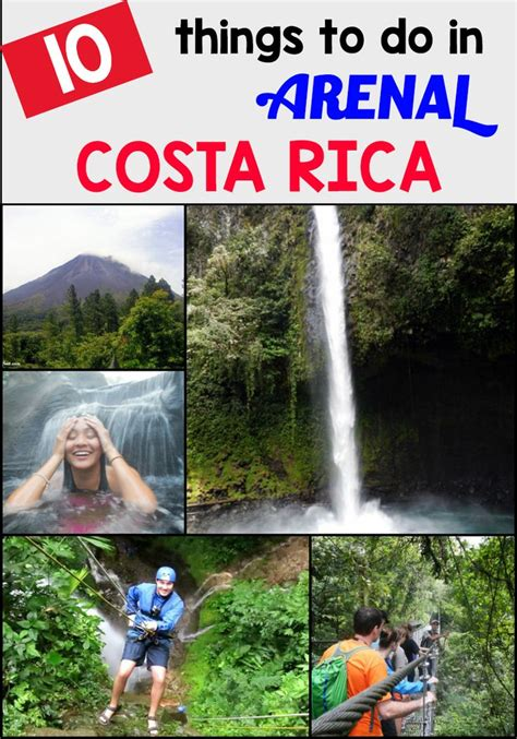 Activities The O Jays And - best adventures and things to do in la fortuna and arenal