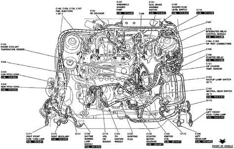 Ford 3 0 V6 Engine Diagram 2005 ford escape engine diagram 1988 ford f150 engine