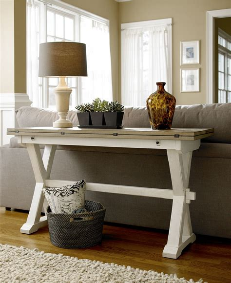 Sofa Table Converts To Dining Table by Sofa Table That Converts To A Dining Table On Vaporbullfl