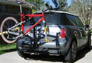 Mini Cooper S Bike Rack Mini Chargerisk