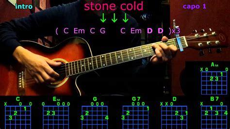 stone cold demi lovato chords ultimate guitar stone cold demi lovato guitar chords youtube