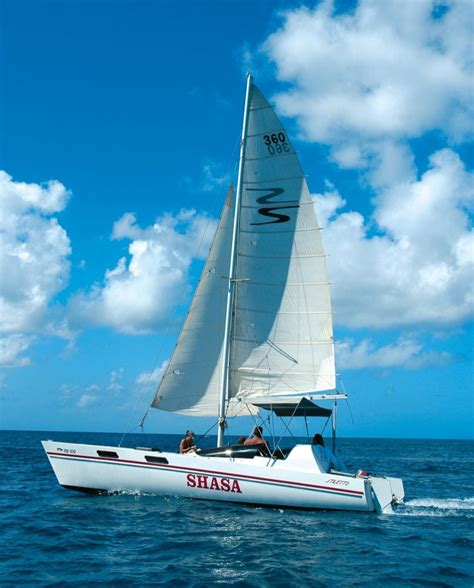 catamaran companies barbados shasa catamaran cruises in barbados my guide barbados