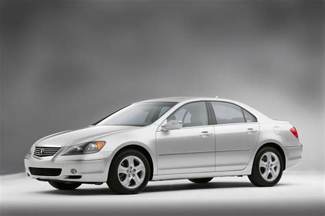 old car owners manuals 2006 acura rl navigation system 2007 acura rl history pictures sales value research and news