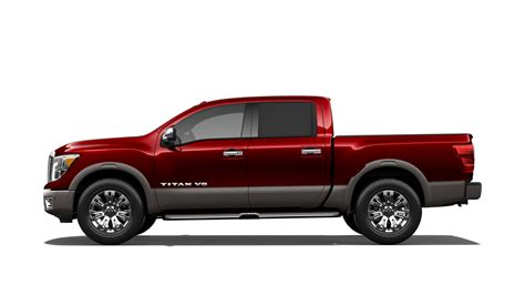 nissan truck 2018 2018 titan full size pickup truck with v8 engine nissan usa