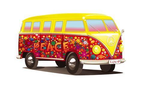 volkswagen van cartoon cartoon bus wallpaper cartoon images