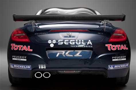 peugeot 2 door sports car peugeot to compete at nurburgring 24 hours race