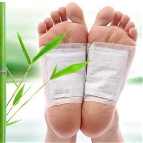 Premium Detox Foot Patches by Aliexpress Buy 10 Pcs Premium Kinoki Detox Foot Pads