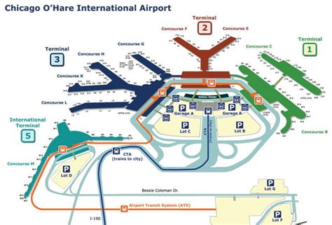 chicago airport map terminal 3 chicago ohare airportmap chicagoskyline from ohare chicago