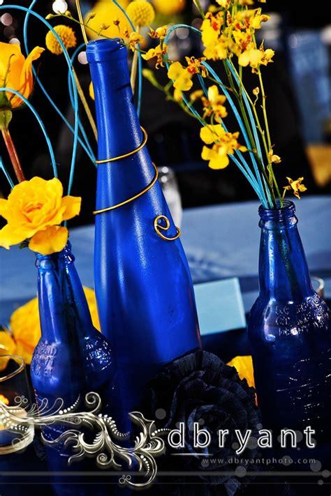 66 best cobalt blue yellow orange wedding images on