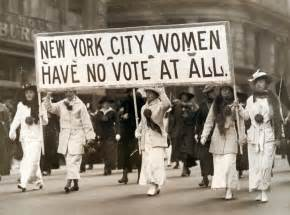 From the u s to saudi arabia women had to fight to vote