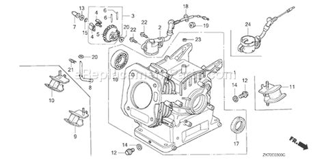 honda gx120 parts diagram honda engine gx160 repair manual wiring diagram fuse box