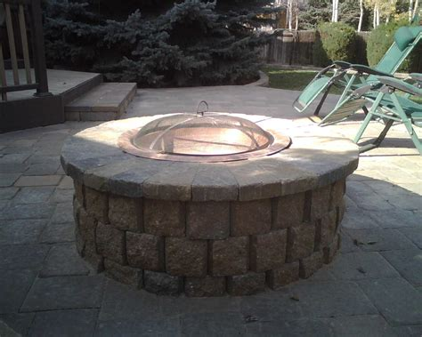 pits denver denver pavers pavers colorado outdoor pits