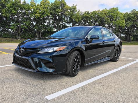 how is a toyota camry lights camry 2018 toyota camry is anything but