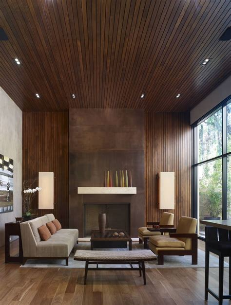 wood walls in living room 20 rooms with modern wood paneling