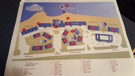 Building Kitchen Islands Property Map Picture Of Morritts Tortuga Club And Resort