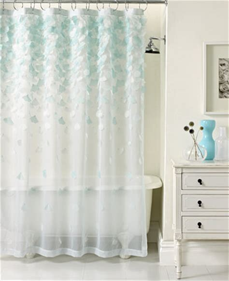 fabric shower curtains macy s shower curtains macys homes decoration tips