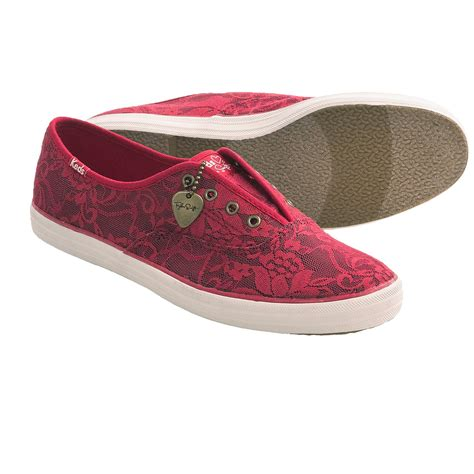 keds sneakers for keds chion metallic lace sneakers for