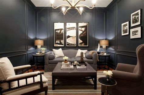 paint colors for living room walls with dark furniture 7 living rooms that proved dark paint colors are the best