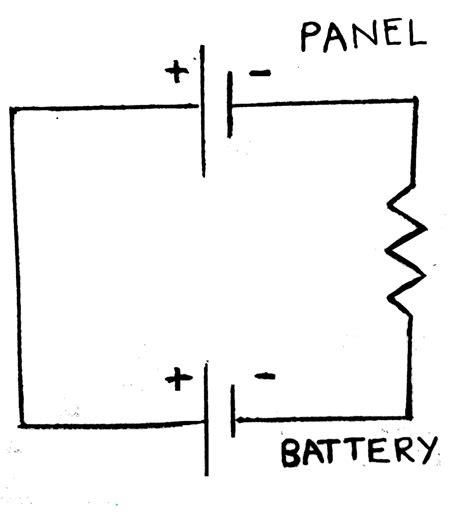 easy parallel circuit schematics easy get free image