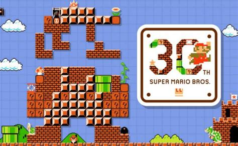 Mario Bros 30 mario bros cumple 30 a 241 os zonamovilidad es