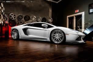 Lamborghini Aventador Showroom Stunning Lamborghini Aventador On Adv 1 Wheels