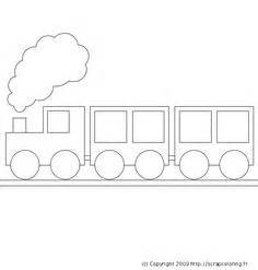 draw pattern en francais train track pattern use the printable outline for crafts
