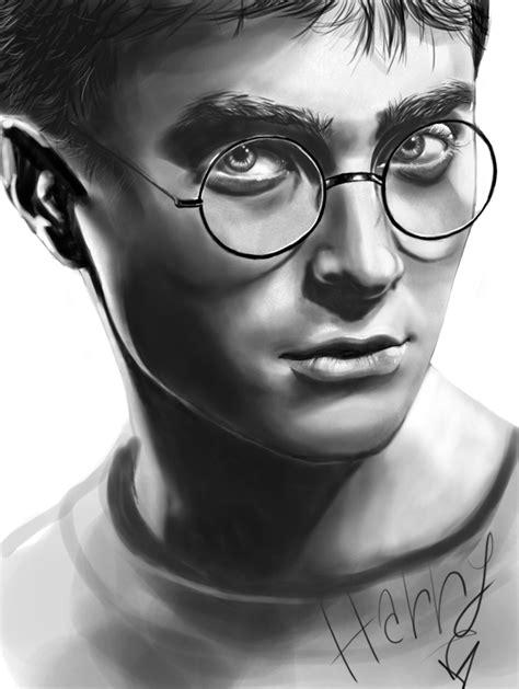 Gallery Harry Potter Portrait