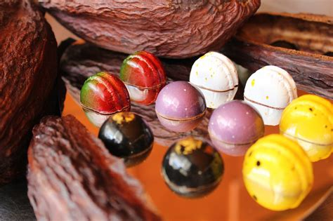 Handcrafted Chocolates - just opened new york everything new in new york city