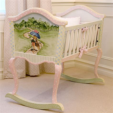 Baby Cribs And Cradles Enchanted Forest Cradle And Luxury Baby Cribs In Baby