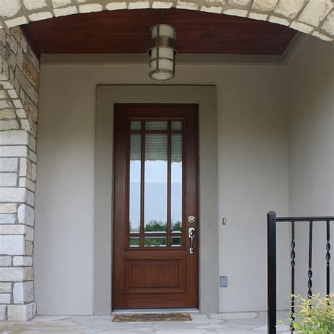 Doors 4 Home by Residential Luxury Door Collections Craftsman Entry