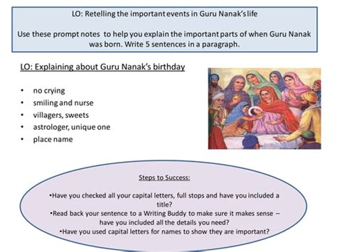 biography powerpoint ks2 tes the life of guru nanak by asaanne teaching resources tes