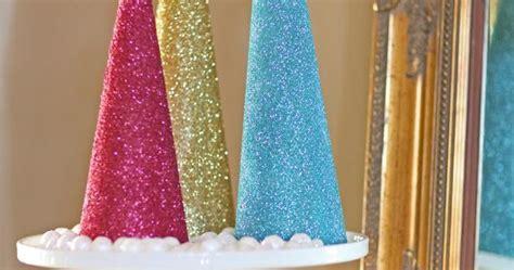 modern furniture how to make glitter christmas tree